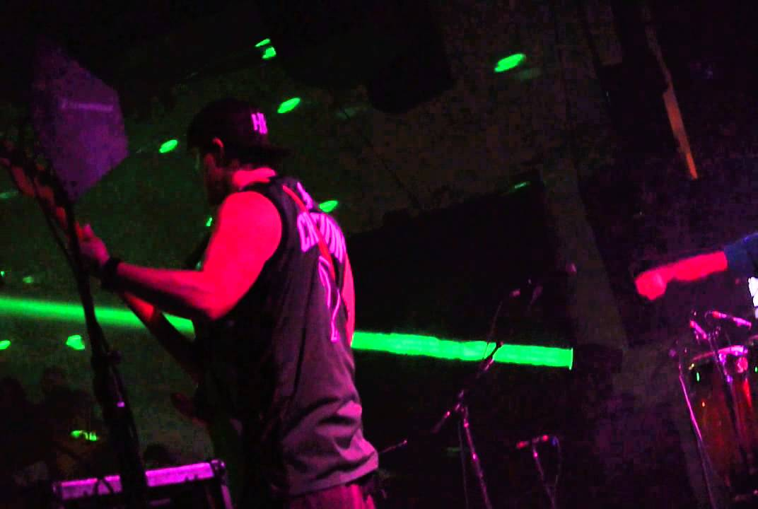 Rebelution So High Who's got the Herb when I'm dry Live 2013 - YouTube