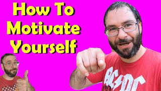 How To Motivate Yourself When You Have No Motivation To Do What You Want - Jose's Monday Motivation
