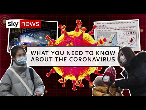 Sky News: Coronavirus: what you need to know