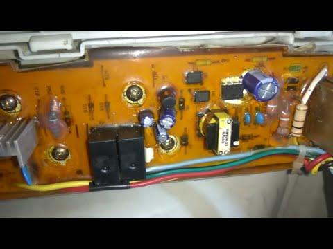 Whirlpool Washing Machine Pe Error Code Pcb Repair Youtube