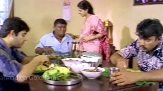 Kannada Comedy Videos    Darshan Funny Eating Comedy Scene    Kannadiga Gold Films