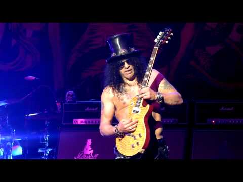Slash – Fall to Pieces – Live at Birmingham NIA 09/10/2012