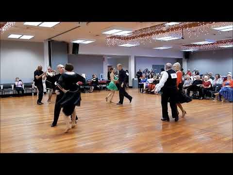 Washington State Senior Games Dance Competition 7-7-18 - Heat 9