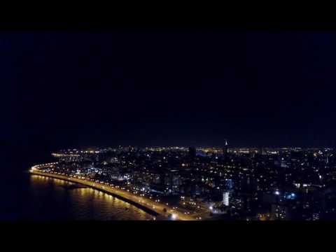 Montevideo de noite