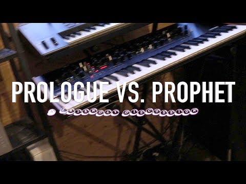 PROLOGUE VS PROPHET-6: A Friendly Comparison