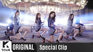[Special Clip] Girl's Day(걸스데이)_ I'll be yours 안무 정면캠