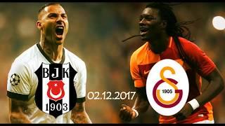 Beşiktaş 3-0 Galatasaray | 02.12.2017 Promo