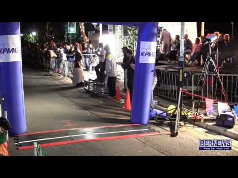 Middle School Boys Race At Front Street Mile, Jan 18 2013