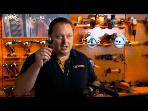 18v Compact Hammerdrill/Driver - BSB18C - AEG Powertools