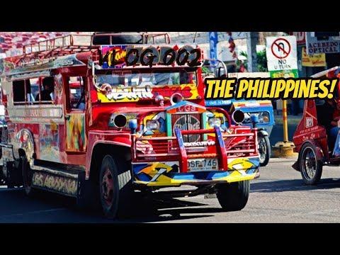 THE PHILIPPINES! KAWASAN CANYONNERING CEBU VLOG 002