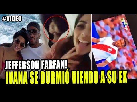 IVANA YTURBE SE DURMIÓ CUANDO JEFFERSON FARFÁN METIÓ GOL EN LA COPA AMÉRICA