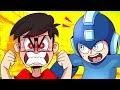ESSE JOGO TA MUITO DIFÍCIL 😡 - Mega Man 11