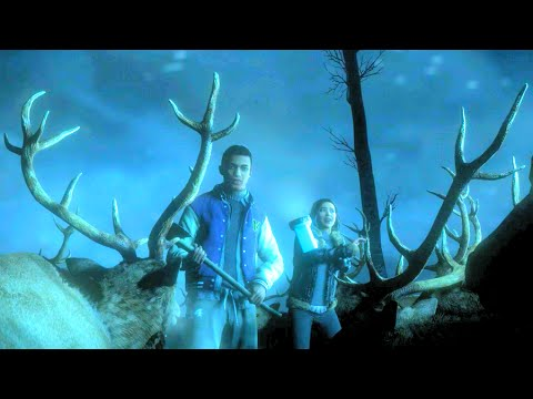 Until Dawn Get To The Radio Tower Alive! Make Your Choices! (Interactive Video)