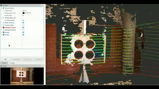 Stereo camera and 3D lidar extrinsic calibration