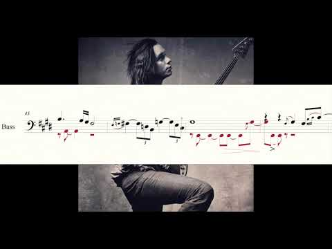 Continuum Jaco Pastorius - Bass Transcription