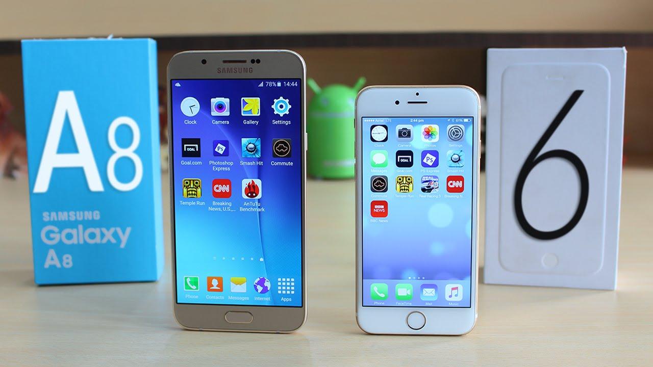 iphone 6 a8 vs a9