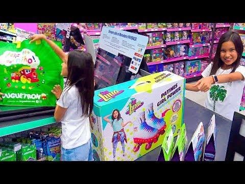 Reto de las Jugueterias: JUGUETRON | AnaNana Toys