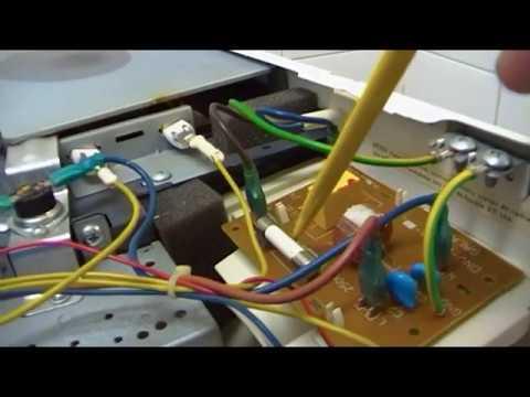 2 Fusibles En Hornos Microondas Porque Se Funde Cada Uno De Ellos Youtube