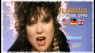 Flashback - May 26th, 1990 (US, German & UK-Charts) Video