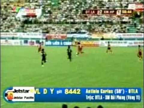 Top 5 bàn thắng đẹp nhất V-League