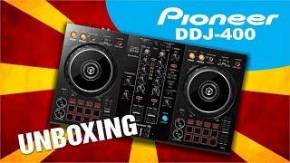 Pioneer DDJ 400 unboxing revisado review en español