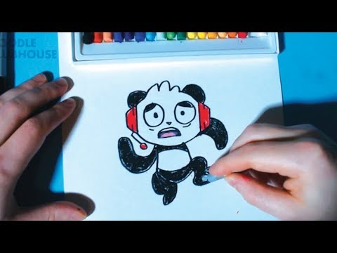 combo panda coloring and drawing ryans toy review youtube combo panda coloring and drawing ryans toy review