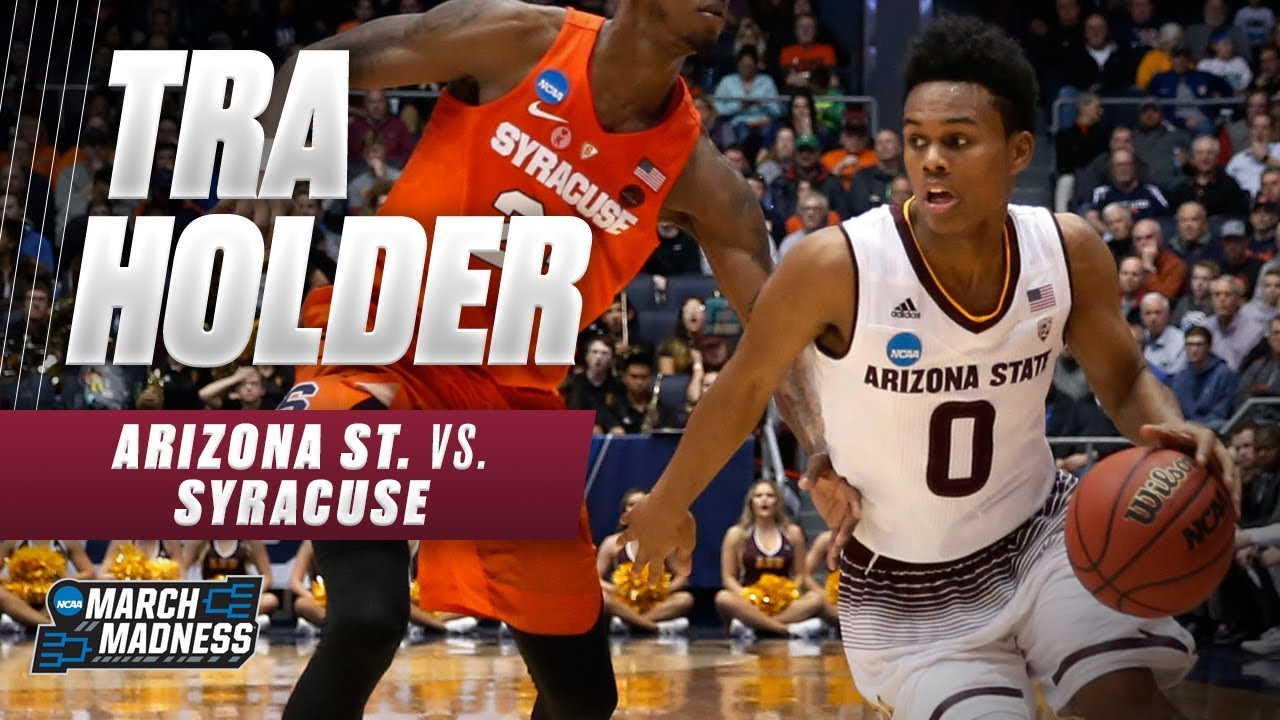 Tra Holder Scores 11 Points Against Syracuse In Ncaa Tournament