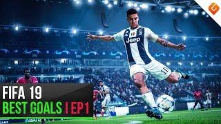 FIFA 19 ● Best Goals Compilation on Career Mode | Ep.1