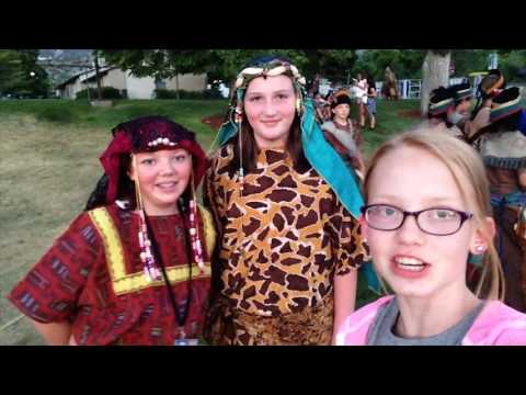 Song for Sienna & Manti Mormon Miracle Pageant   The Tour Ep. 12
