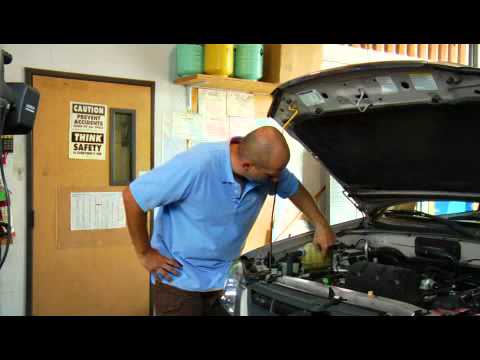 How to Check & Add Coolant