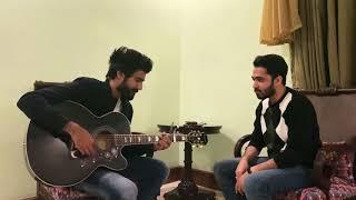 Tujhe kitna chahne lage (Cover) by Hamza Tanveer ft. Ali Tariq