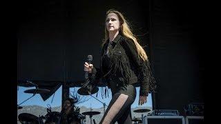 Huntress singer Jill Janus dies of apparent suicide