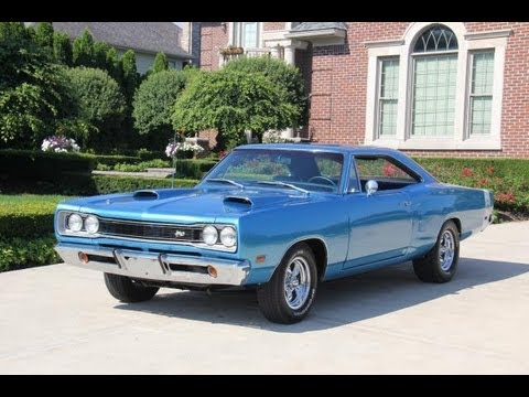 1969 Dodge Super Bee Classic Muscle Car For Sale In Mi