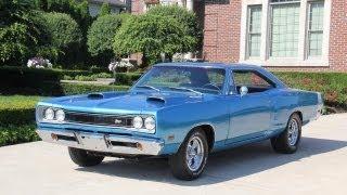 1969 Dodge Super Bee Classic Muscle Car for Sale in MI Vanguard Motor Sales
