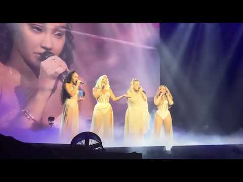 Little Mix - Told You So & The Cure Live HD (LM5 Tour)