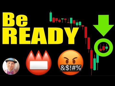 EMERGENCY UPDATE: BITCOIN DEATH CROSS (btc crypto live prediction analysis news price today ta)