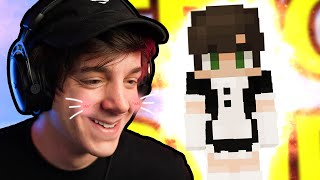 i joined a minecraft SMP