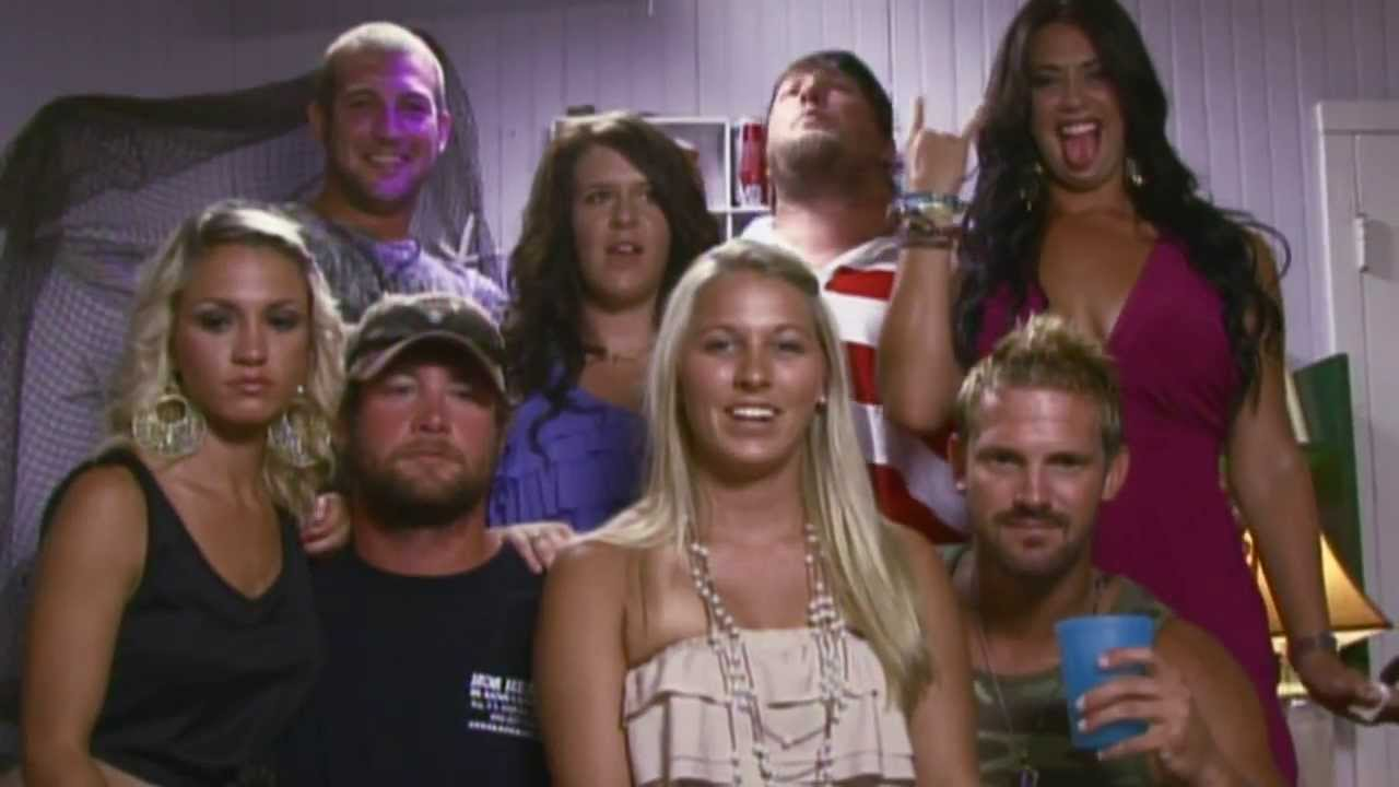 Cmt S Party Down South Our Crazy Cast Youtube