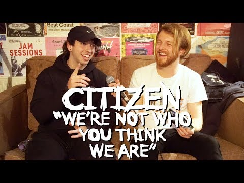 """Citizen Interview: """"We're Not Who You Think We Are"""" 