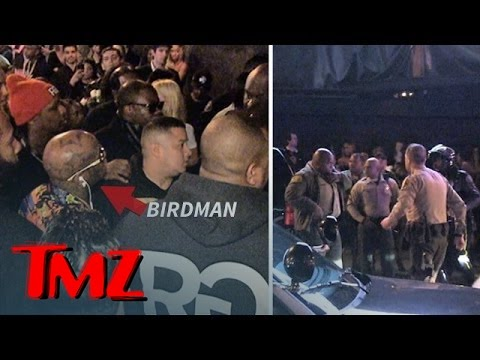 Birdman -- DENIED at Nicki Minaj Pre-Grammy Party | TMZ
