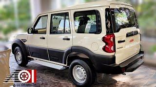 2019 Mahindra Scorpio S3 Base Model   9 Seater   Price   Mileage   Features   Interior   Specs