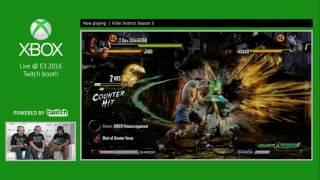 Killer Instinct - Shadow Lords Gameplay Reveal - Season 3