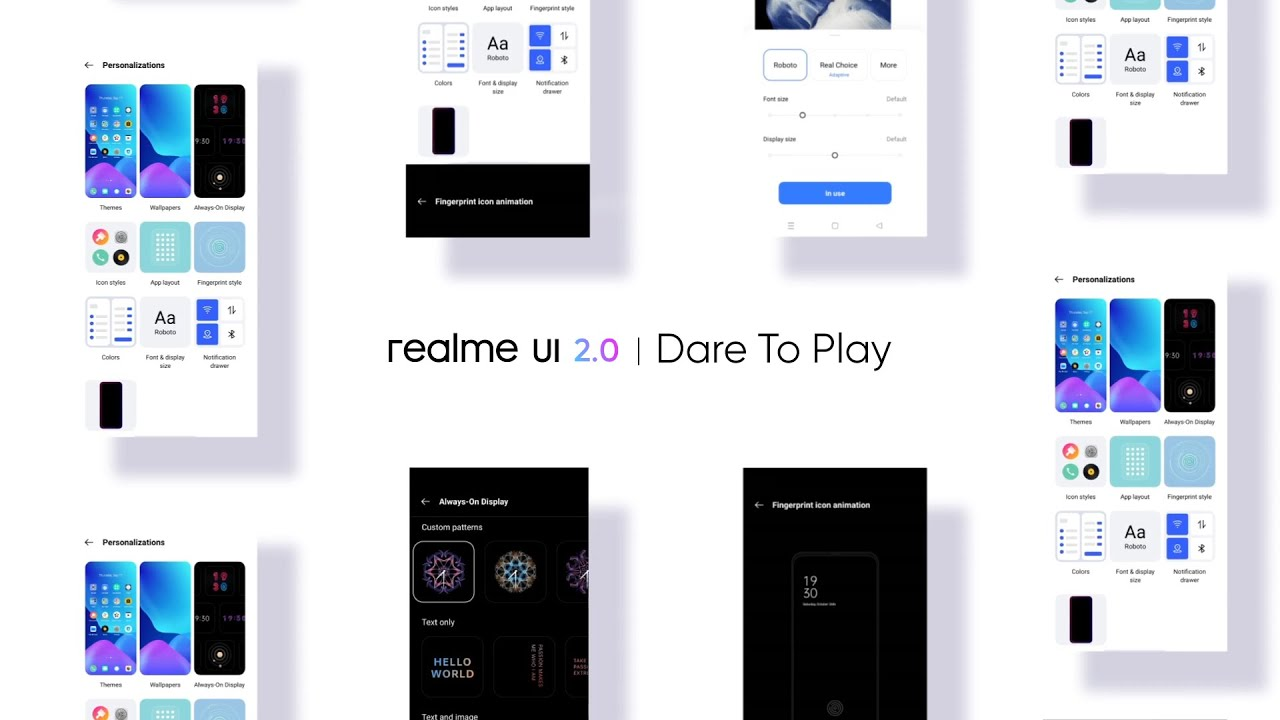 realme UI 2.0 | Dare to Play