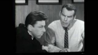 """MY THREE SONS "" Fred MacMurray & Jimmy Hawkins"