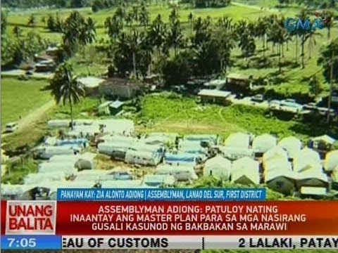 UB: Panayam kay Zia Alonto Adiong, Assemblyman, Lanao del Sur, First District