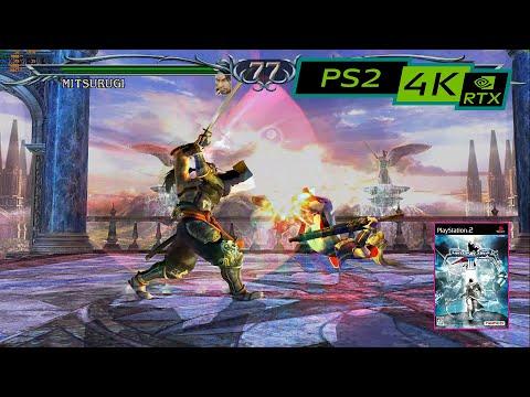 Soulcalibur III / 4K PS2 Emulator PCSX2 / RTX 2080ti