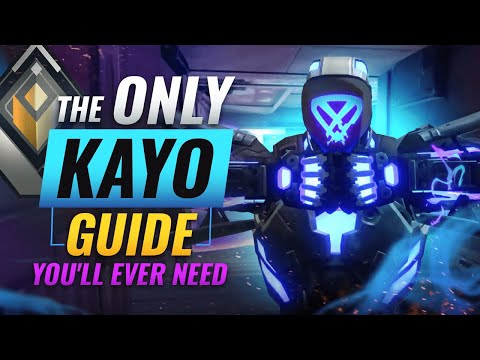The ONLY Kayo Guide You'll EVER NEED! - Valorant