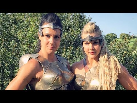 The Amazons Workout [Brooke Ence & Jenny Pacey]