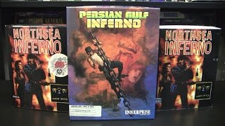 Persian Gulf Inferno (Amiga) - a review by the Retro Gambler