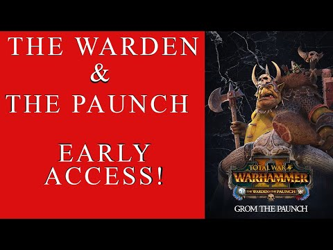 The Warden & the Paunch early access! A beginners look at Paunch. |